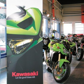 Expolinc Kawasaki roll up