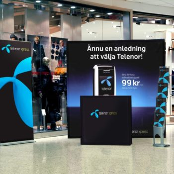 expolinc stand Telenor